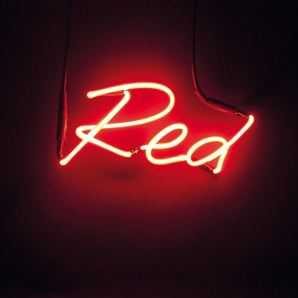 Neon Colour Word Lamp - Red ($155) ❤ liked on Polyvore featuring home, lighting, words, backgrounds, items, other, red, filler, red lamp and neon lamp