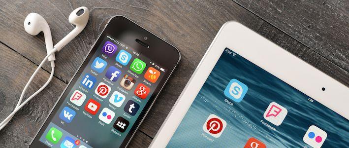 Social media gebruik in Nederland anno 2016