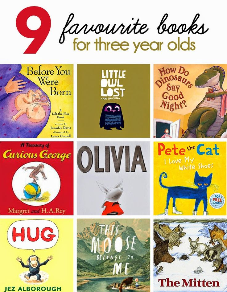 Best books for toddler and preschool age kids. Our favorite books to read our 3 (or 4) year old.