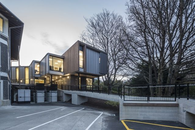 Commercial Architecture Award: Manaaki by Mercy by McCoy and Wixon Architects.