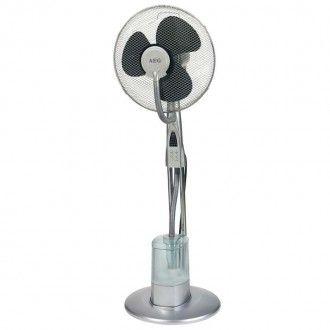 Combate el calor de este verano con el #ventilador de Agua AEG VL5569 LB en #Crilanda