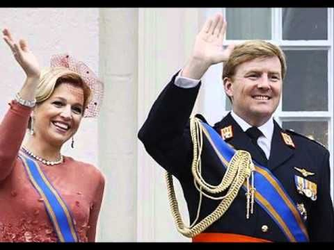 Willem Alexander and Maxima of Netherlands - 10 years anniversary