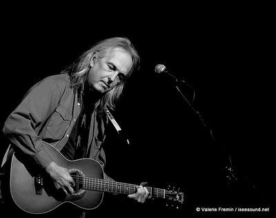 gurf Morlix played with Ray Wylie Hubbard at the Rhythm room 10/14