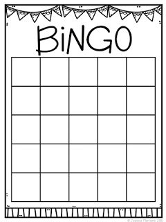 FREE printable bingo boards for Halloween, perfect for classroom parties!                                                                                                                                                                                 More