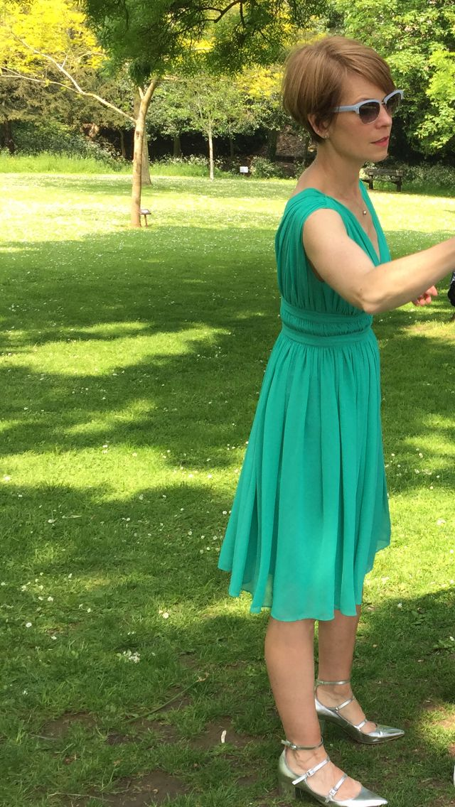 Style Guile: A Wedding Outfit Without Heels!