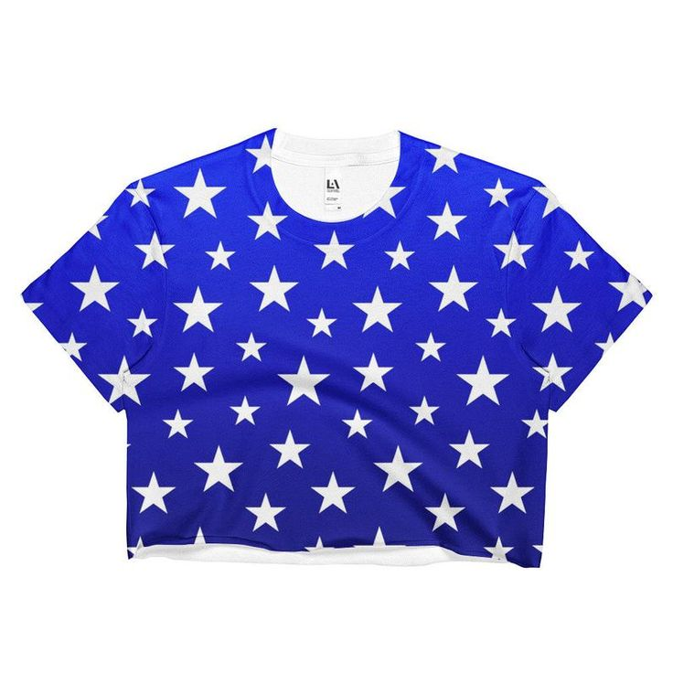 Wonder Woman Cosplay Wonder Woman Costume Crop Top Captain American Cosplay Kawaii Shirt Patriotic Stars Rave Wear Rave Outfit Harajuku