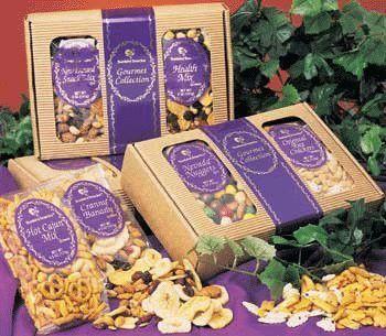 Kosher Gift Basket - Purim Gourmet Sacks (USA)