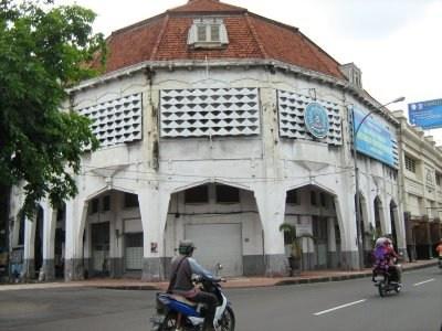 Gedung Tua Ps Genteng Surabaya