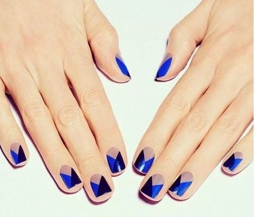 Yli tuhat kuvaa tendencias otoo invierno nail art painter 2013 trend nails prinsesfo Images