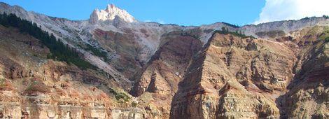 Erlebnis Erdgeschichte   geoparc   geoparc-bletterbach