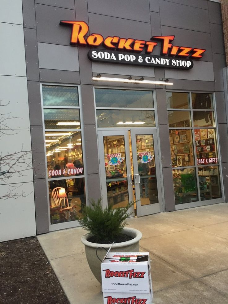 Rocket Fizz: Relive Your Childhood At This Nostalgic Candy Shop In Pittsburgh