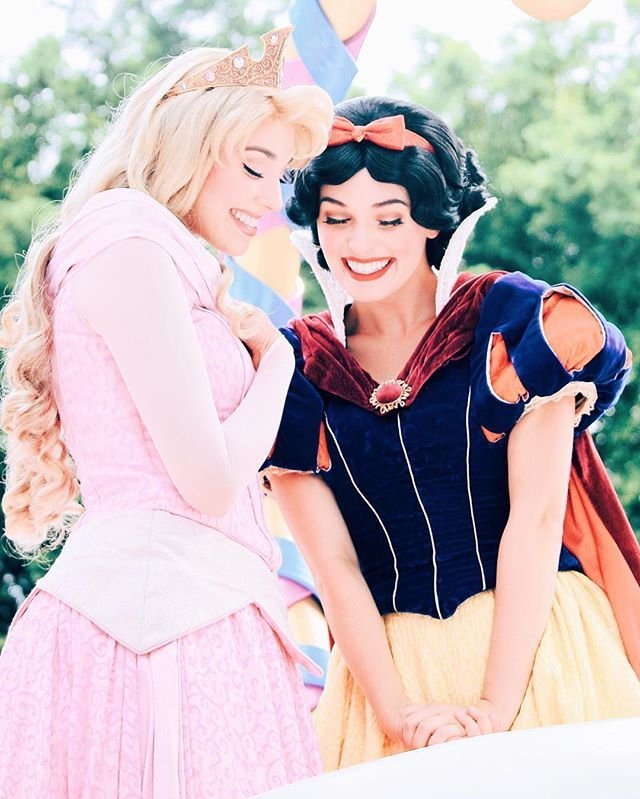 Aurora and Snow White                                                                                                                                                     More