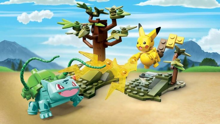 Create classic battles with your favorite Pokémon!Choose your Pokémon and battle to become the best! It's Pikachu against Bulbasaur in this showdown between two of the most popular Pokémon of ...