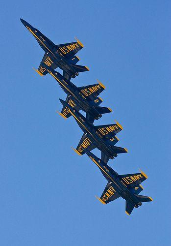 I love the Blue Angels                         2010 Air Show, Marietta GA
