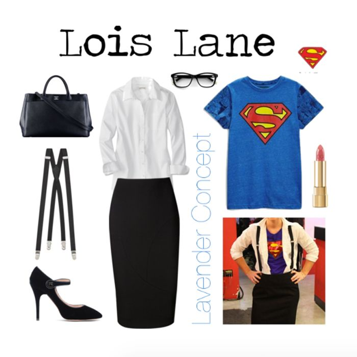 Lois-Lane-DIY-costume.jpg (700×700)