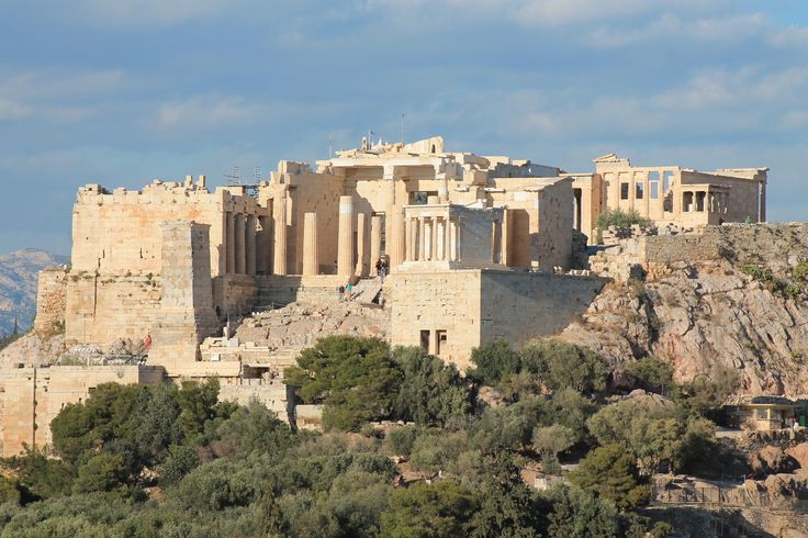 Gallery of AD Classics: Acropolis of Athens / Ictinus, Callicrates, Mnesikles and Phidias - 2