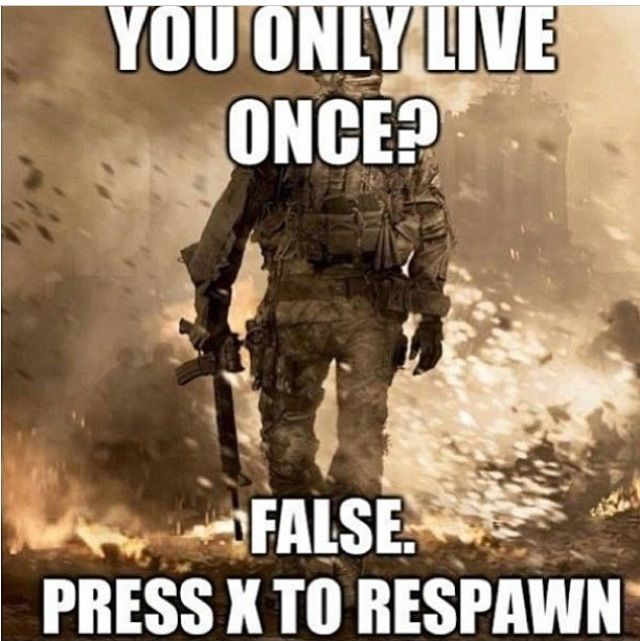 Funny Call of Duty meme!