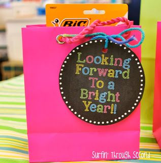 Gifts For The New School Year fluorescent