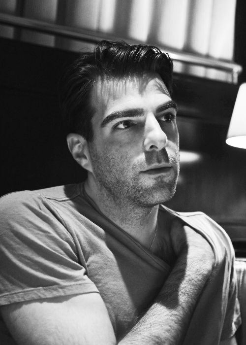 mancandykings:  Zachary Quinto for New York Times