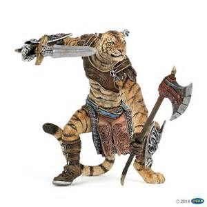 Figurine Tiger mutant - Figurines FANTASY WORLD