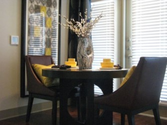 Best 20+ Apartment dining rooms ideas on Pinterest | Rustic living ...