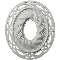 Oval Ceiling Medallions -- Architectural Depot