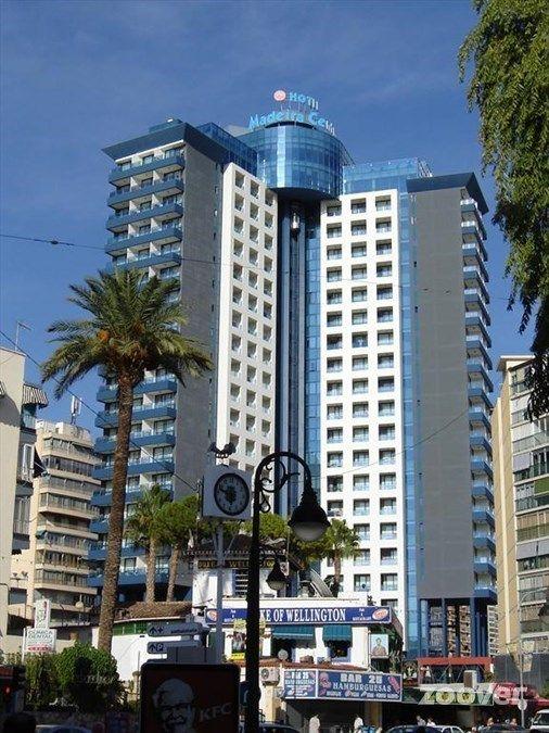 Hotel Madeira Centro in Benidorm, Valencia