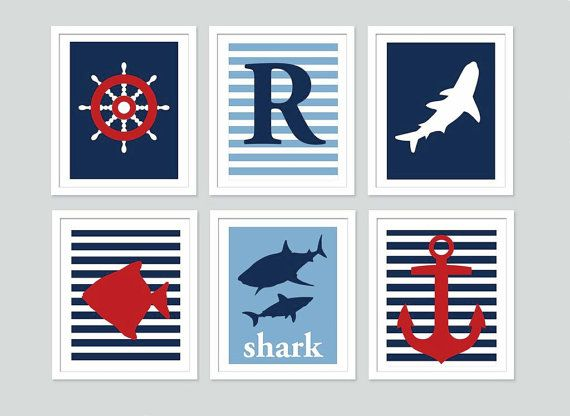 Nautical Nursery Wall Decor 53 best nautical baby images on pinterest | nautical baby