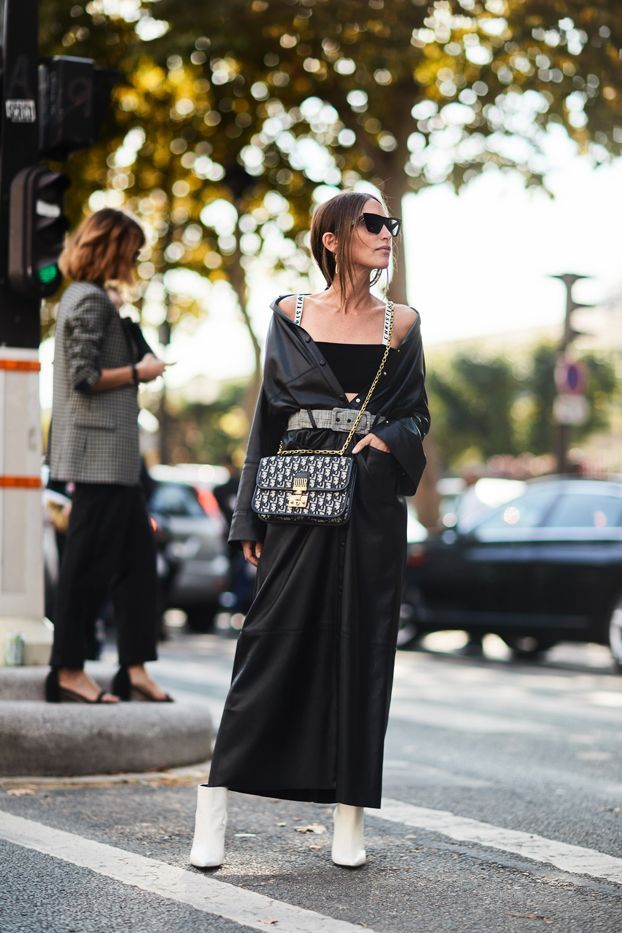 All The Best Street Style From Paris Fashion Week Inspiration