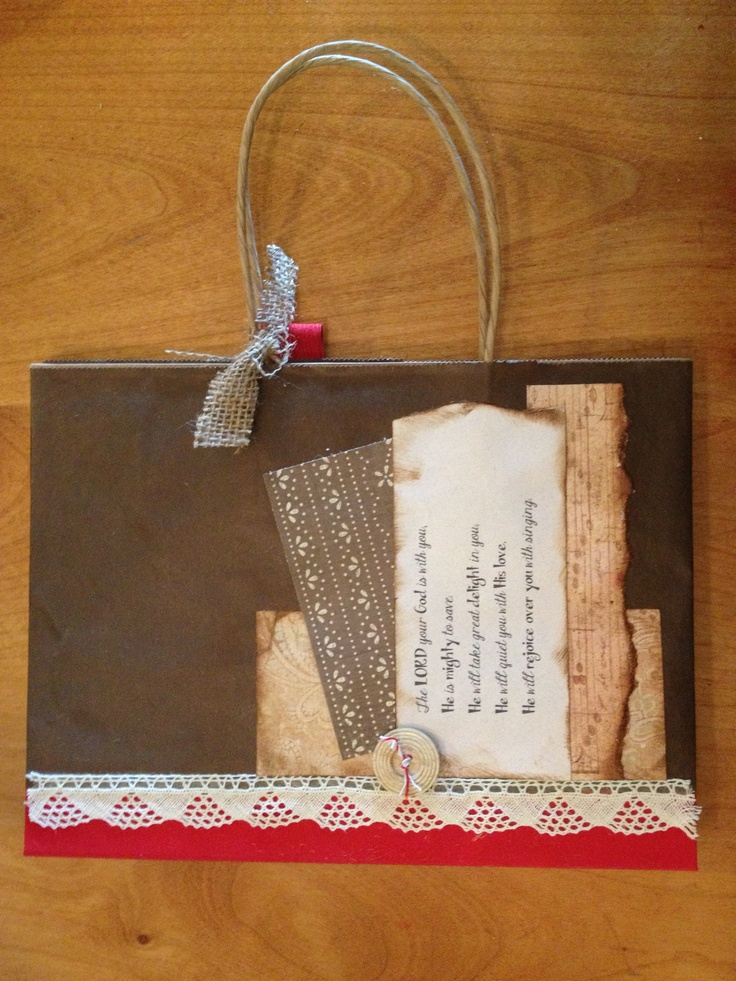 Paper Bag Book Cover With Handles : Best images about diy bookmarks and journals on