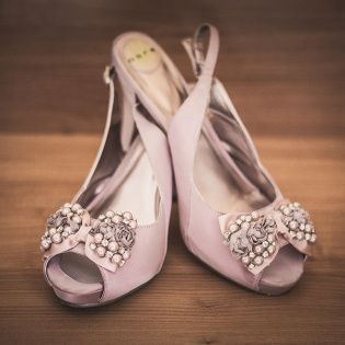 Zapatos de novia / bridal shoes