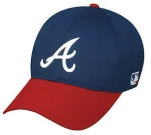 Atlanta Braves Major League Baseball adjustable cap