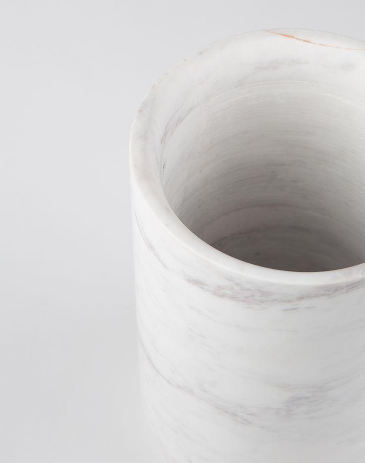 Zuiver Fajen Marble Vase