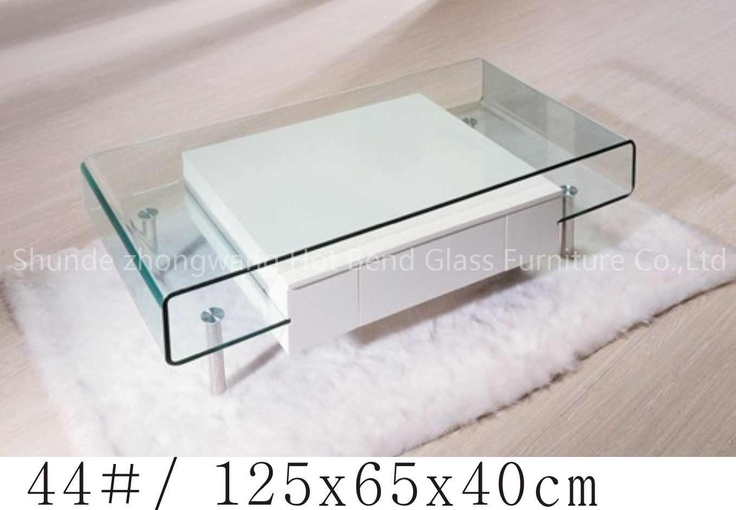 5 Modern Glass Furniture Pieces With Simplistic Designs Glass - küchen spritzschutz glas