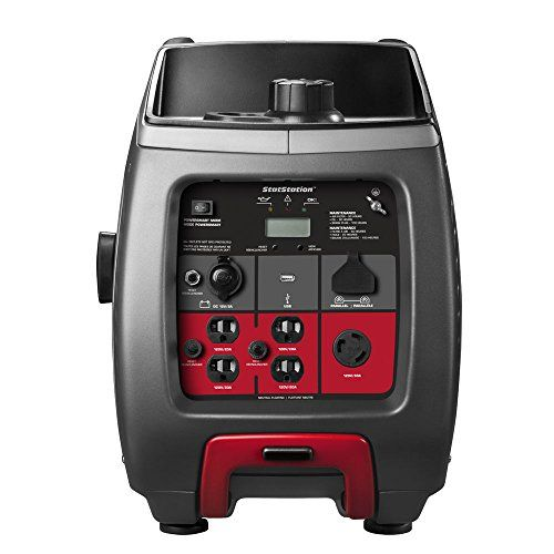 Briggs Stratton Com >> BuyBuyBlacksheep | Briggs & Stratton 30545 PowerSmart Series Portable 3000-Watt Inverter ...