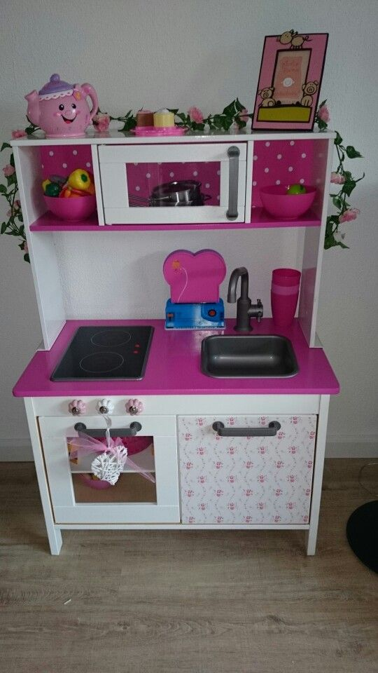 Keukentje gepimpt