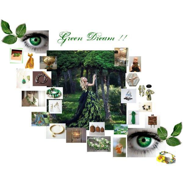Green Dream!!