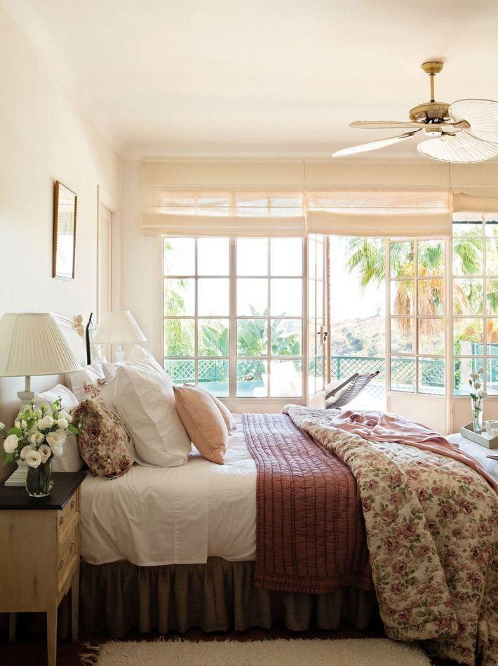 невероятно красивые спальни из Испании