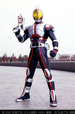 仮面ライダー555(ファイズ)