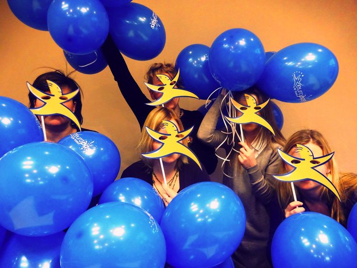 #Europass10Years! Balloon party in Latvia!