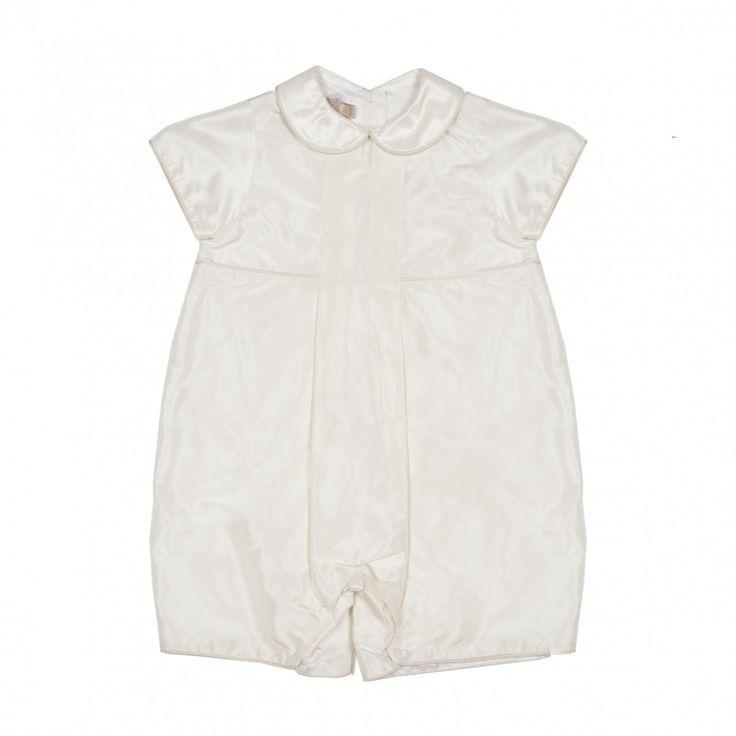 LA STUPENDERIA   Baby boy silk shortie   TheMiniBag