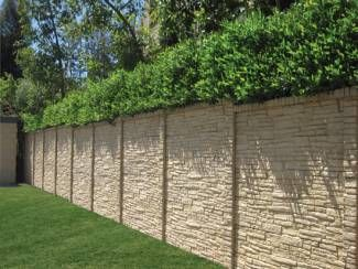 cheap dog fence ideas american precast concrete inc