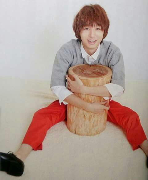 Hey! Say! JUMP Inno Kei