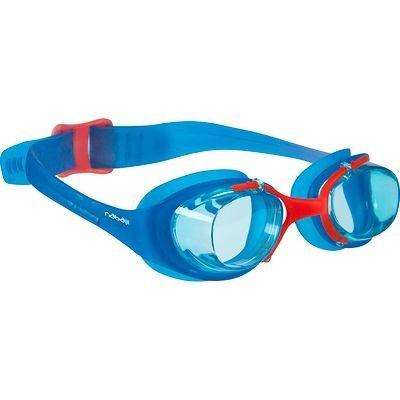 #gafas #natación azules #niño - Muy cómodas y estancas. http://www.decathlon.es/gafas-de-natacion-xbase-azul-jr-id_8046242.html