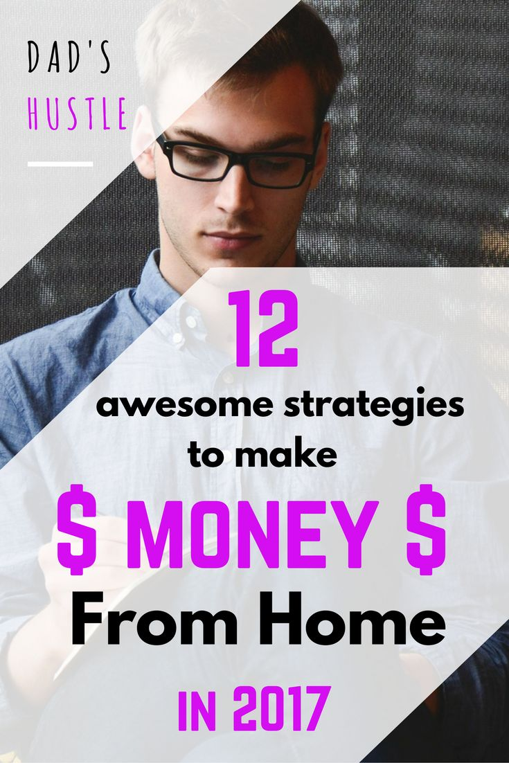 12 Most Awesome Strategies To Make Money From Home in 2017: I've twisted the arms of most famous and trustworthy bloggers to share with me some of the most legitimate methods to make money from home in 2017. Enjoy this list of the best money making ideas :) #makemoney #makemoneyfromhome