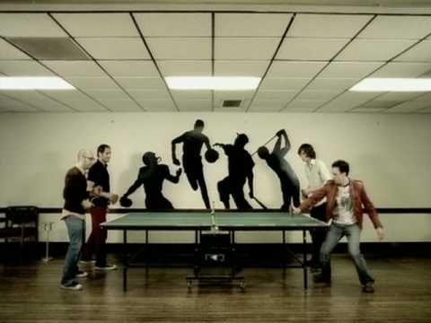 OK Go - Get Over It    One of my favorite songs from my favorite band.