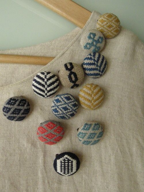 Elles Heart ~ Button Brilliance Beautiful Buttons