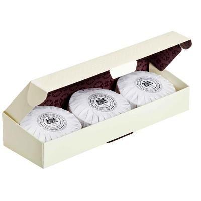 Delicate Soap Bars - With the signature fragrance of Hotel Grande Bretagne.