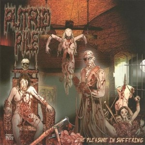 PUTRID PILE - The Pleasure In Suffering (2005) | Putridzone - Only brutal