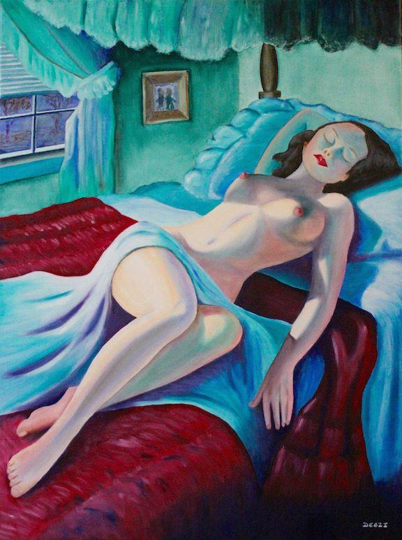 Sleeping Beauty (Hot summer Night)